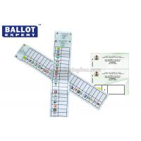 Wholesale Custom Decision Card Voting Ballot Paper SE - SCC002 For Nigeria Election from china suppliers