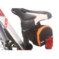 Wholesale Waterproof Saddlebags For Bicycles , Seatpost Bags For Bicycles Large Capacity from china suppliers