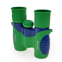 Wholesale Green Shockproof 8x21 Kids Binoculars For Bird Watching / Learning Star from china suppliers