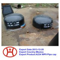 Wholesale ASTM A234 WP9 Pipe cap from china suppliers