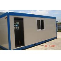 Wholesale Modular House Steel Modular House used for a variety of purposes including storage, work spaces and living accommodation from china suppliers