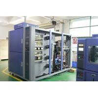 China Highly Accelerated 2 Zone Thermal Shock Test Chamber For Reliability Testing on sale