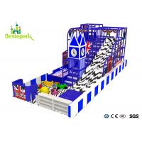 Wholesale EVA Cover Kids Play Equipment , Multi Color Soft Play Gym For Toddlers from china suppliers