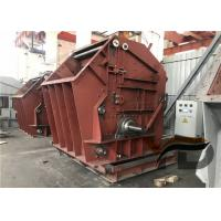 China Big Cavity Impact Crusher Machine Stable Shaft Replaceable Rotor Seat Euro-Style for sale