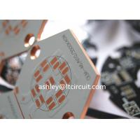 Wholesale LED Lighting Copper Based PCB with Counter Bore Mounting Hole from china suppliers