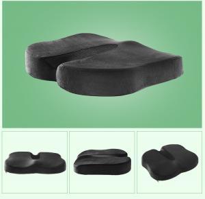 China Coccyx Orthopedic Pain Stadium Sofa Memory Foam Chair Massage Floor Meditation Car Outdoor Seat Cushion on sale
