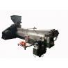 PE Film PE Hard Single Screw Plastic Recycling Extruder Pelletizing Line for sale