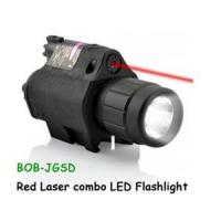 Wholesale Hot sale red laser cambo LED flashlight/red laser sight from china suppliers