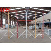 Wholesale Temporary Steel Shoring Posts For Building Repair , Adjustable Acrow Props from china suppliers