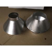 Wholesale Small Metal Spinning Process Parts With Stainless Steel Or Aluminum Material from china suppliers