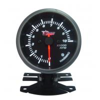 """Wholesale 20 LED Psi / Bar Oil Press Pressure Meter Universal Auto Gauges 2"""" 52mm Black from china suppliers"""