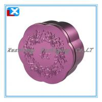Quality Flower Shape Gift chocolate tin box wholesale for sale