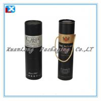 Wholesale wine cardboard tube from china suppliers