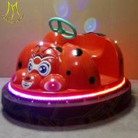 Wholesale Hansel amusement machines coin operated battery bumper car for sale from china suppliers