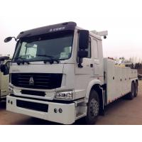 Wholesale Lifting  25 T 6 x 4  Heavy Wrecker Tow Truck With  339 HP Cummins Engine from china suppliers