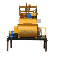 Wholesale JS500 Concrete Mixer from china suppliers