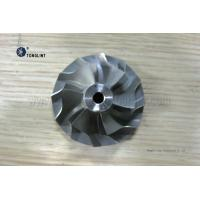 Wholesale GT22 Turbocharger Compressor Wheel for turbo 736210-0009 from china suppliers
