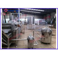 Wholesale Fried wheat flour snack food production line from china suppliers