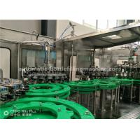 Wholesale Fruit Juice Making Machine , Flavour Water Hot Filling Bottling Plant from china suppliers