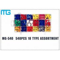 Wholesale TE E Colorful Terminal Assortment Kit MG-540 540 pcs Customized 18 Types from china suppliers