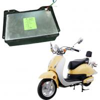 Buy cheap Electric Motorcycle Lithium Battery Module With High Rate Discharge from Wholesalers