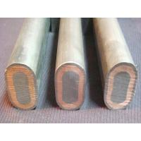 Wholesale hot sale titanium clad copper bar for Hydrometallurgy,Oil and Chemical Industry from china suppliers