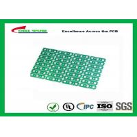 Wholesale Aluminum PCB Green Solder Mask PCB , Lead Free HASL Elevator PCB from china suppliers