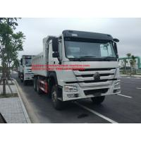 Wholesale 6x4 EuroII Heavy Duty Dump Truck 10 Wheels 371HP LHD 10 - 25 CBM 30 - 40 tons For Mining Industry from china suppliers