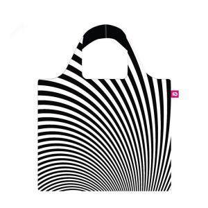 China 2015 newly design zebra-stripe printing customized shopping bag on sale