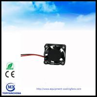 Buy cheap High Speed 5V DC Brushless Motor Fan With Die Cast Aluminum Frame from Wholesalers