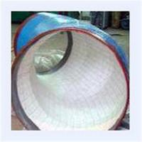 China Abrasion resistant ceramic lined pipe and elbow on sale