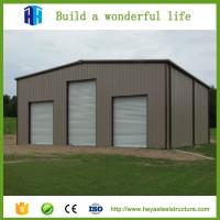 Wholesale prefabricated building manufacturers industrial steel structure prefab warehouse from china suppliers