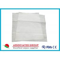 Wholesale Rinse Free Bathing Wet Wipes Unscented Patient Cleansing Safe Touch from china suppliers