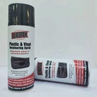 Wholesale 400ml Quick Dry Spray Paint , Automotive Aerosol Paint Direct To Plastic from china suppliers