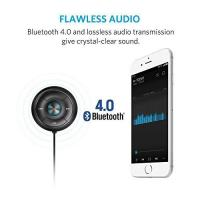 China Aux portable Car Bluetooth Handsfree V4.0 version Bluetooth Speaker Dual Phone Standby car bluetooth handsfree on sale
