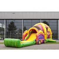 Wholesale Popular Pricess Inflatable Combo PVC Duarable Bounce House With Slide from china suppliers