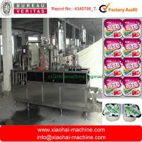 Wholesale Full Automatic Yogurt Cup Forming filling Sealing Machine from china suppliers
