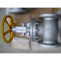 Wholesale Screwed ASTM A 217 BS 1873 Globe Valve , Os&Y Globe Valve Class 150# ~ 2500# from china suppliers