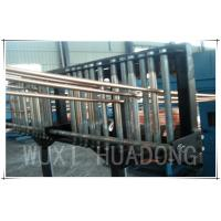 Wholesale AC Servo Drive Copper Continuous Casting Machine , 8mm Rod Upward Casting Machine from china suppliers