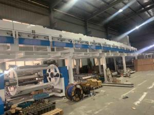 Wholesale Width 1800mm PVC Insulation Electrical Tape Making Machine 50m/min from china suppliers