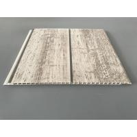 Buy cheap Slab Decorative PVC Panels Transfer Printing Durable 7mm Thick for Ceilings from wholesalers