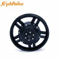 Buy cheap Black 12inch 36V 250W Electric Bike Hub Motor Brushless Geared Motor for electric bike from Wholesalers
