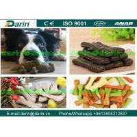 Wholesale Various shape Mold dog food manufacturing equipment for Pet Dog Treats from china suppliers