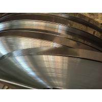 China ASTM A240 304/ BA Stainless Steel Banding Strap / Strip For Bundling Pipeline on sale