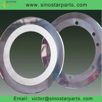 Quality slitter knife for cutting tissue paper for sale