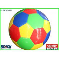 China Antique Laser Beat Quality Brand Shiny Official Soccer Balls 2015 Logo on sale