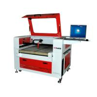 Single Head CO2 Laser Cutting Machine , 100W Home Laser Cutter For Wood / Cardboard