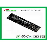 Wholesale Black Communication PCB 8 Layer Rigid Circuit Board FR4 1.6mm from china suppliers