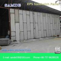 Wholesale Prefabricated insulated wall panel  installation for the cold room from china suppliers