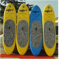 Wholesale Sturdy Racing Stand Up Paddle Boards , Blow Up Sup Board For Aldult Tearproof from china suppliers